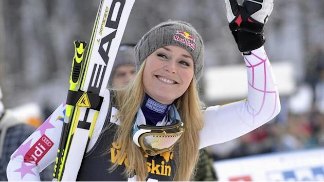 Alpine Skiing - Vonn 'positive' about rehab, says her doctor