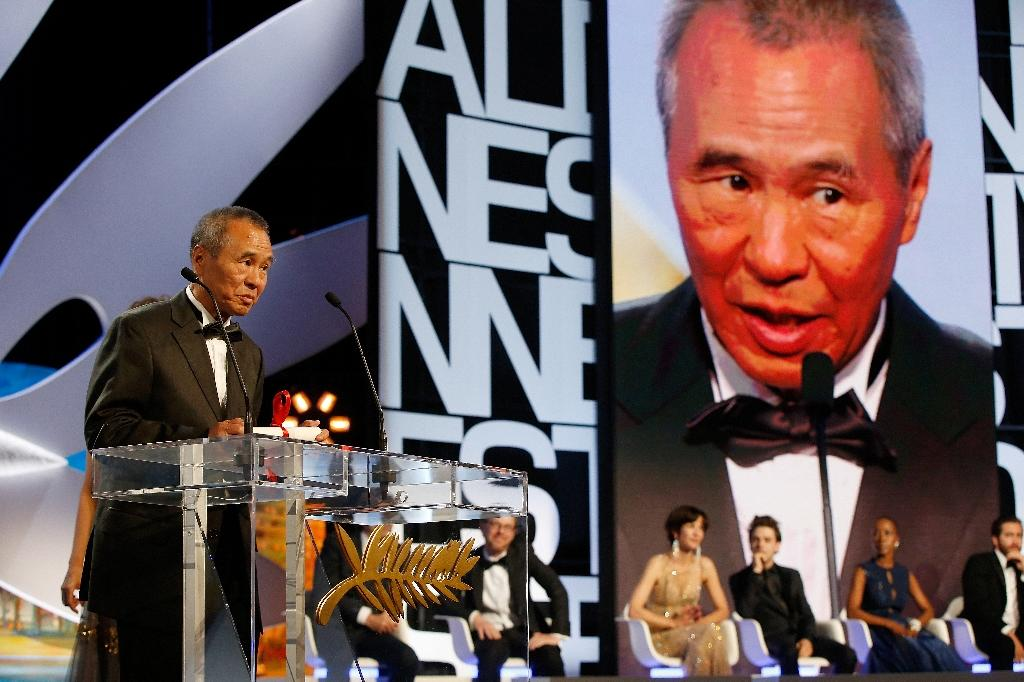Taiwan's Hou Hsiao-hsien wins Cannes best director award for 'The Assassin'