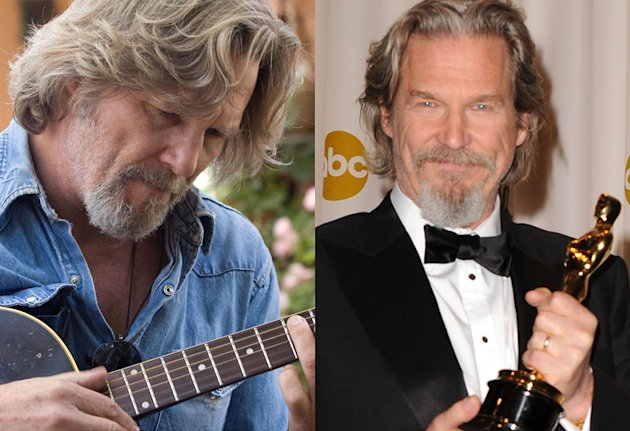 Jeff Bridges, Best Actor of 2009, 'Crazy Heart'