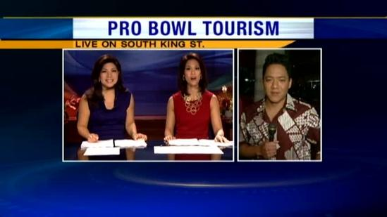 How the Pro Bowl impacts Hawaii