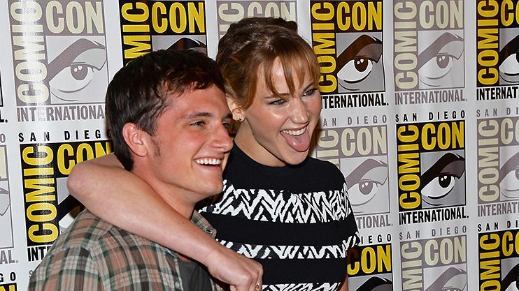 "Lionsgate's ""The Hunger Games: Catching Fire"" And ""I, Frankenstein"" Press Line - Comic-Con International 2013"