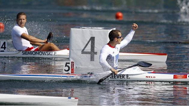 McKeever, Walker, and K2 duo all qualify for Olympic finals
