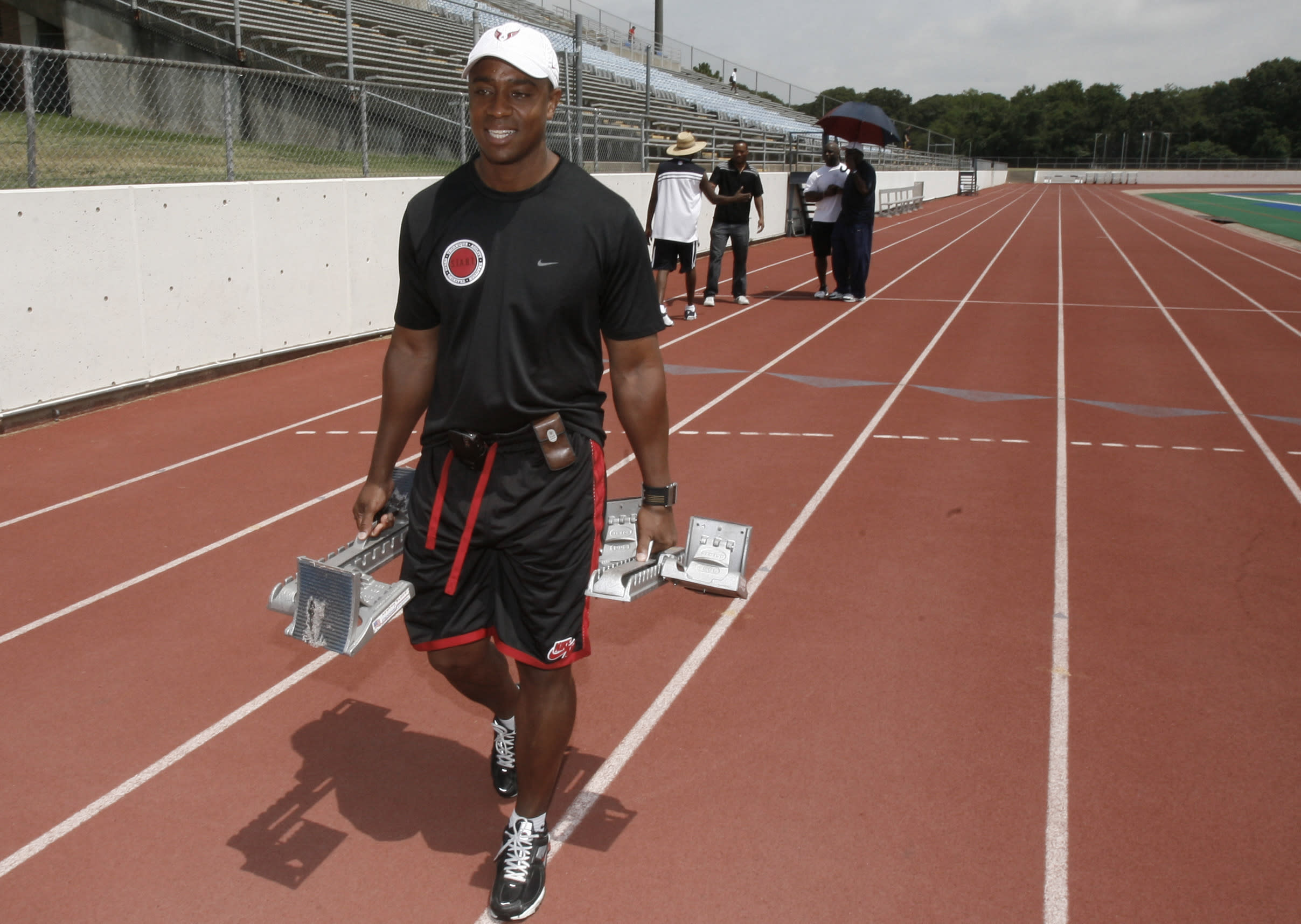 Track coach Drummond gets 8-year doping suspension