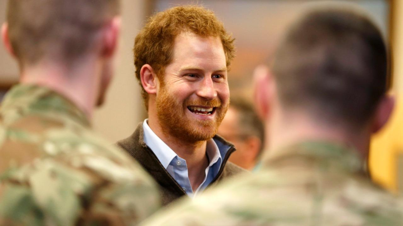 Prince Harry Lifts Spirits of Soldiers in Flood-Stricken Area of England: 'It's Been an Emotional Month for You'