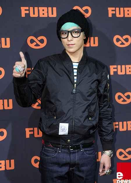 Big Bang′s TOP to Return to the Silver Screen?