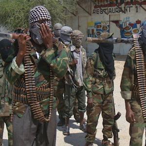 U.S. GOES AFTER AL-SHABAAB TERRORIST GROUP