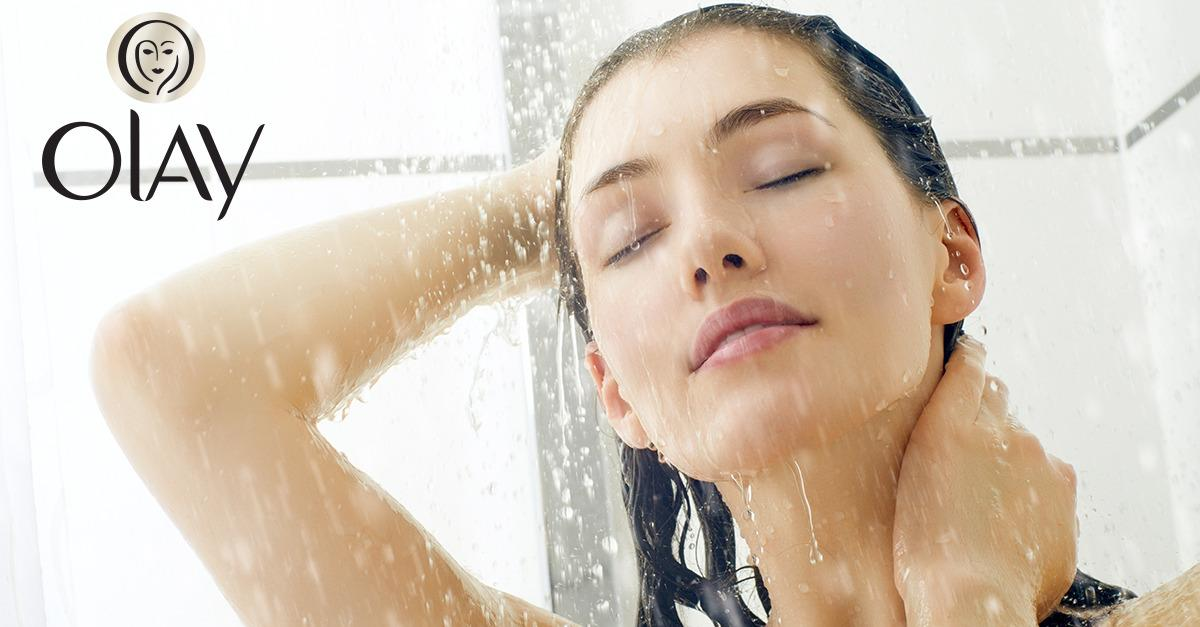 Beautiful Skin Begins in the Shower
