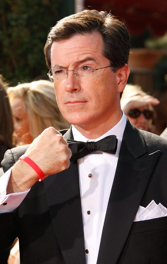 #ColbertCountdown: Clear Eyes, Strong Wrists, Can't Lose!