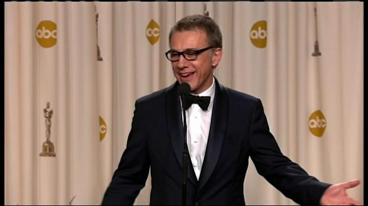 OTRC: Christoph Waltz talks second Oscar win