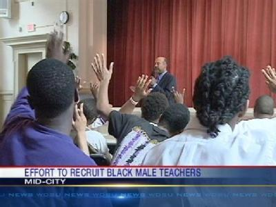 Southern University President Aims To Solve Black Male Teacher Shortage