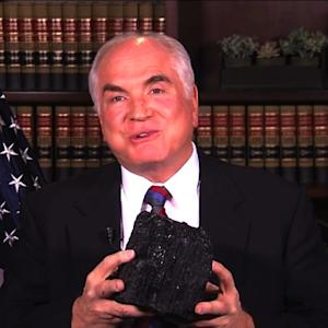 GOP Rep. Mike Kelly offers Obama a lump of coal for Christmas