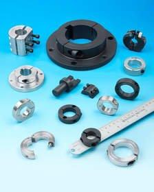 Stafford Expanded Line of Metric Shaft Collars Features New Components