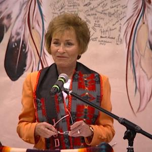 Judge Judy Gives Powerful Advice in Tear-Jerking Commencement Speech