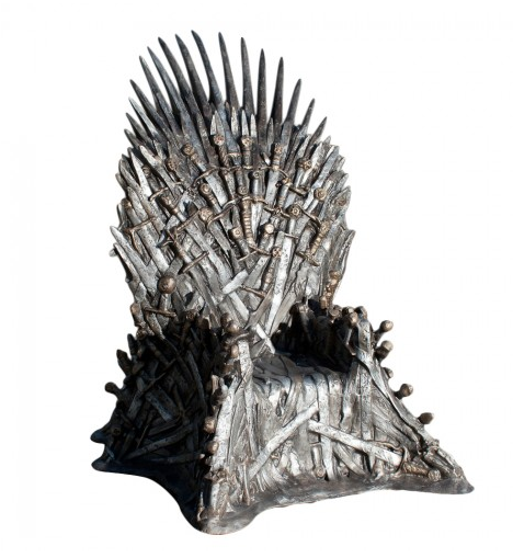 'Game of Thrones' Iron Throne Can Be Yours - for $30K