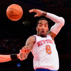 Assist of the Night - J.R. Smith