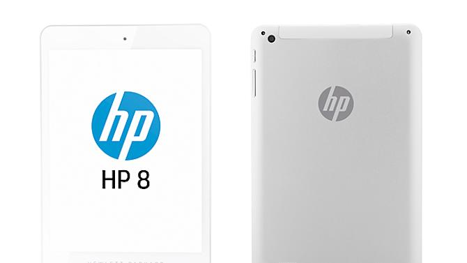 HP quietly launches affordable 8-inch Android tablet