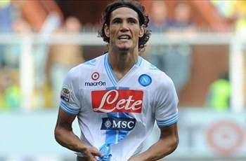 Cavani: I want to reach Messi and Cristiano Ronaldo's level