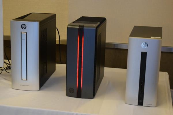 HP Targets Gamers, Thrifty and Creatives with New Desktops