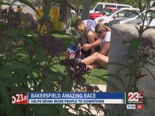 Bakersfield Amazing Race Brings More People and Business to Downtown