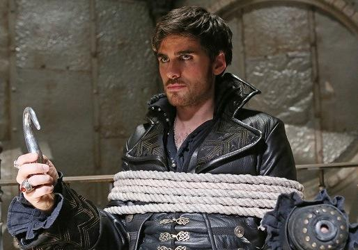 Once Upon a Time Sneak Peeks: Hook Is Handed a Big Surprise, The Charmings Plan a Trip