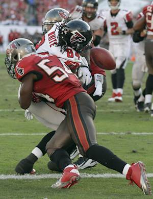 Saints-Falcons a role reversal from last season