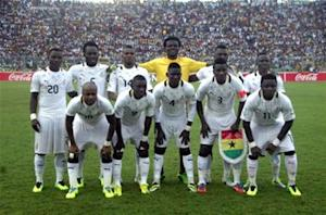 No surprises in Ghana's provisional World Cup squad