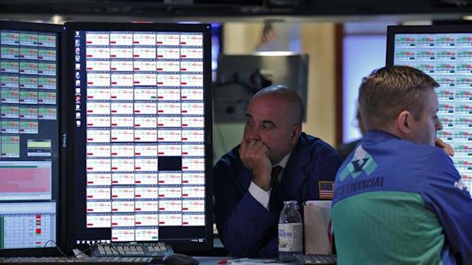 Traders work on the floor of the New York Stock Exchange, September 6, 2013. REUTERS/Brendan McDermid