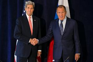 US Secretary of State John Kerry meets with Russia …