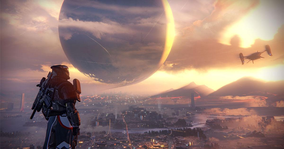 Watch the Destiny Panel, Awards Show, and More, Live From GDC 2015