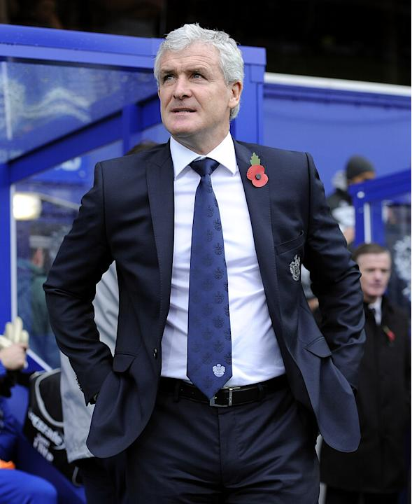 Mark Hughes has come under pressure at QPR after a winless start to the season