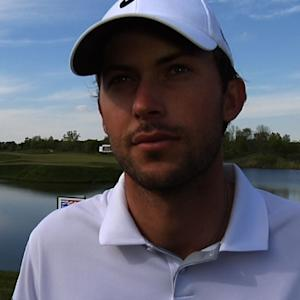 Michael Hebert interview after Round 3 of the United Leasing Championship