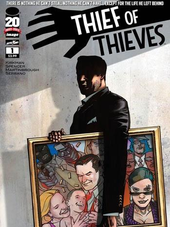 'Walking Dead' Creator Robert Kirkman Adapting 'Thief of Thieves' for New AMC TV Series