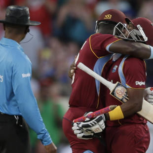 West Indies beat England to take T20 series
