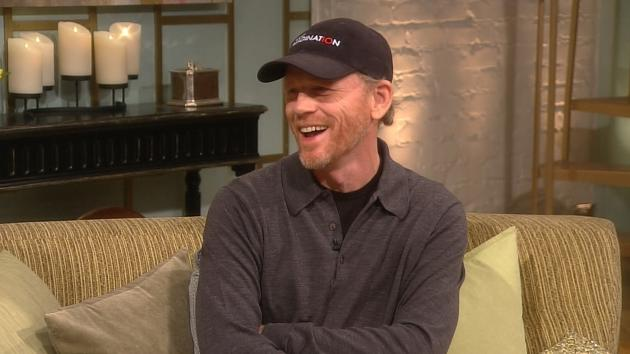 Ron Howard visits Access Hollywood Live on August 17, 2012 -- Access Hollywood