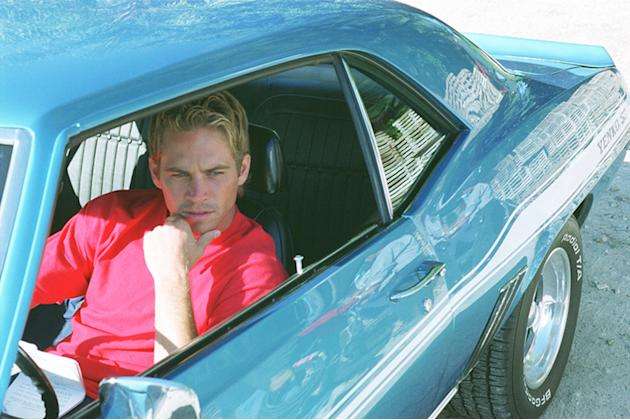 2 Fast 2 Furious Production Stills Universal Pictures 2003 Paul Walker