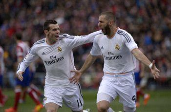 Real Madrid - Levante: Susunan Pemain