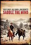 Poster of Saddle the Wind