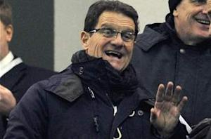 Capello backs Juventus ahead of Roma clash