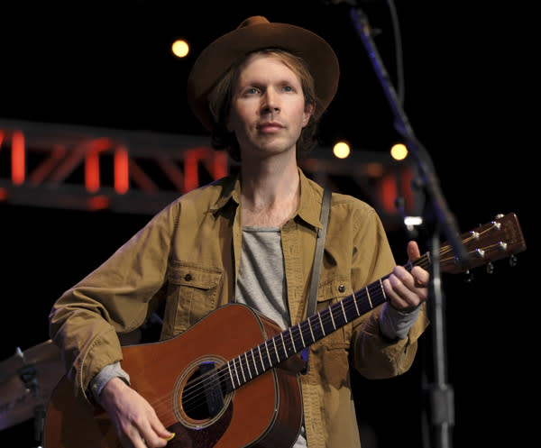 Beck Plans 'Standard Format' Album After 'Song Reader'