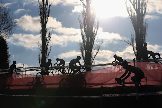 National Cyclo-Cross Championships In Derby