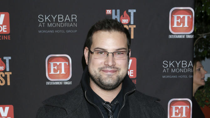 Max Adler attends TV Guide Magazine's 2012 Hot List Party at Skybar at the Mondrian Hotel on November 12, 2012 in West Hollywood, California.  (Photo by Todd Williamson/Invision/AP Images)