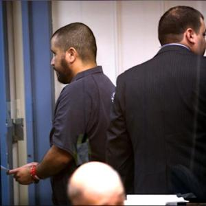 George Zimmerman -- Deputies Find Gun Stockpile