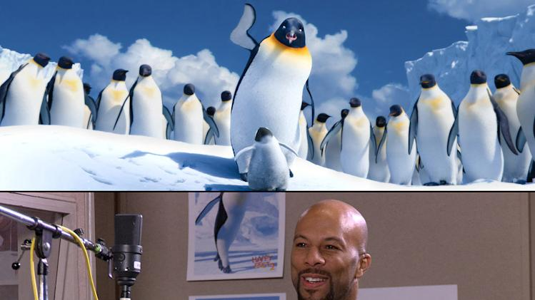 Happy Feet Two 2011 Warner Bros. Pictures Common