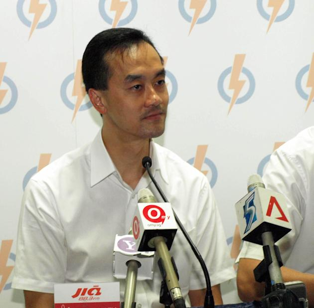 Dr Koh says he will serve if called upon by the party again.