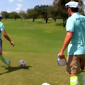 Step into FootGolf! The new golf phenomenon