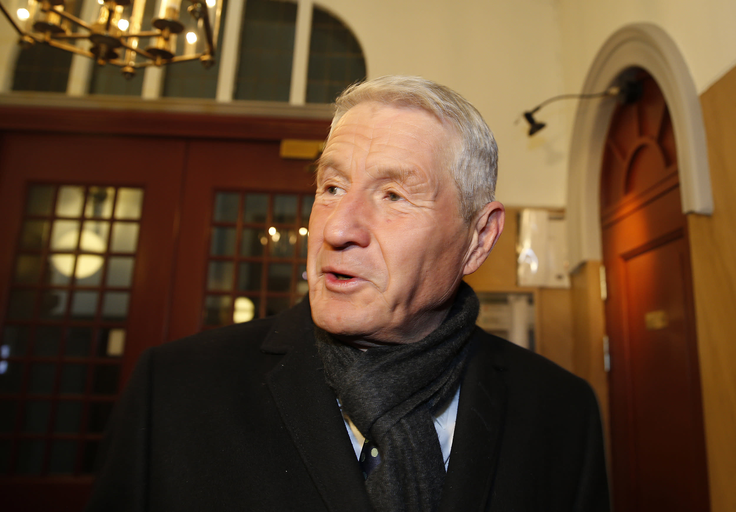 Norway's Nobel Peace Prize committee replaces chairman