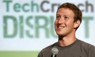 Zuckerberg Sparks Record Facebook Share Rise