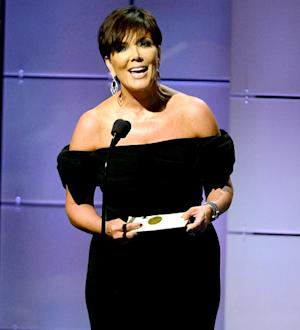 "Kris Jenner Hits Daytime Emmys After Kim Kardashian Gives Birth, Says Baby Is ""Beautiful"""