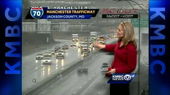 Severe weather threat diminishes; snow on the way
