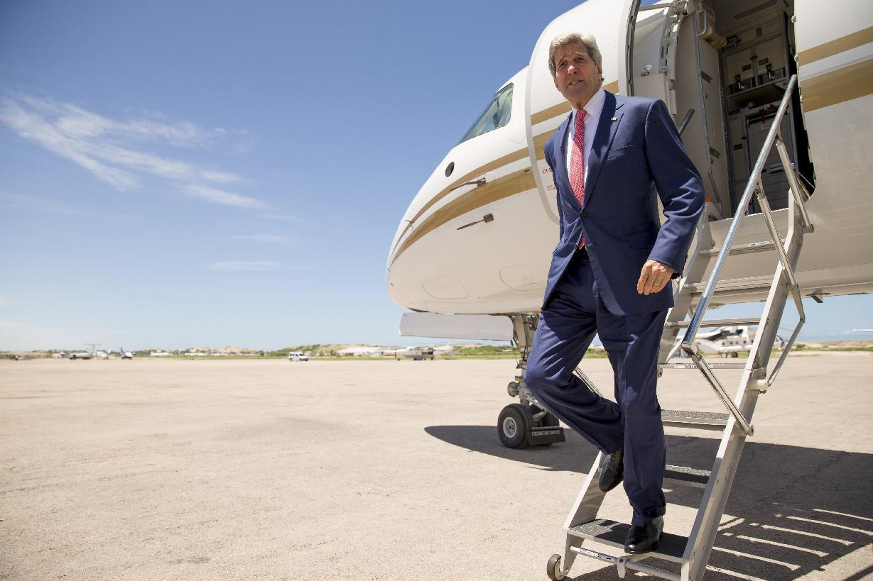 Kerry says he'll discuss pause in Yemen war with Saudis